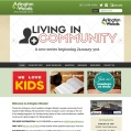 Website Design, Arlington Woods