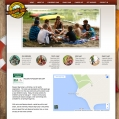 Website Design, Pleasant Bay Camp