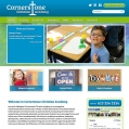 Website Design, Cornerstone Christian